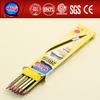 From Yiwu custom pencil with logos good cheap white pencils pencil grip kawaii pencil