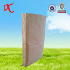 Customized unprinted 3 layers kraft paper bag jute bag from Jiangxi