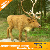 China Wholesale Custom life size deer statues