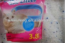 economically feasible cat litter wholesale silica gel cat sand