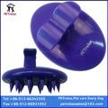pr80035 2014 projeto novo e de alta venda de pura sílica gel macio saudável agulha pet escova de banho