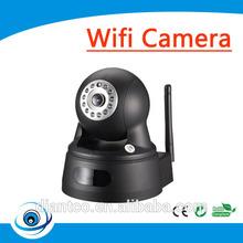 P2P Wireless Pan/Tilt Night Vision Indoor wifi 2p2 wireless 2mp ip camera