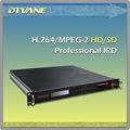 ( dmb9020b) demodulation sintonizador sd/hd mpeg2/h. 264 hd por satélite receptor decodificador