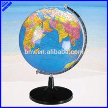 Quality educational 320mm rotating big size world globe