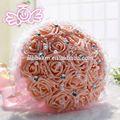 2014 quentes novos produtos flores mini-artificial rosas