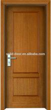 2014 factory wholesale canton fair brand new interior aluminium frame flush door