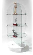 hot sell modern style acrylic showcase , acrylic display cabinet