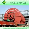 Garbage Recycling Machine Pyrolysis Equipment to Oil