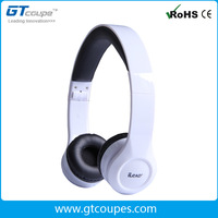 super bass stereo headset pearl white style headphone customized cool headphone remote optional headset mp3 sound headset
