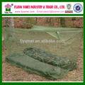 Selva Mosquito Net com suspensão Kit & coisas Sack tratada com Deltamethrin