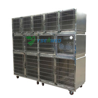 sales promotion different size stainless steel pet rat cage