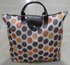 Eco OEM wholesale foldable oxford reusable bag for shopping
