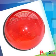 2014 Hot Sale Hollow Rubber Toys Balls Rubber Bouncing Jumping Ball