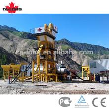 56t/h CLY-700 road construction equipment mobile asphalt drum mixer