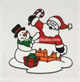 Holzboden aufkleber pvc-aufkleber weihnachten aufkleber