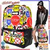 BBP124 Waterproof trendy school bags for teenagers,school backpack for girl