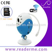 HD Wireless Webcam Mini CCTV Camera