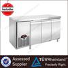 CE Heavy Duty Industrial R134a Refrigerator undercounter bar fridge