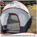 China fornecedor tela grande 10 pessoas barraca de acampamento