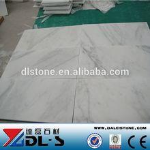 Vuelos baratos de China pulido Oriental blanco polvo de mármol