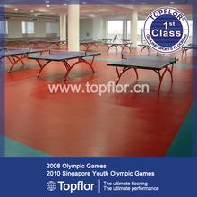 cheap pvc table tennis vinyl sports surface