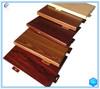 imitation wood waterproof\fireproof china aluminum building material price