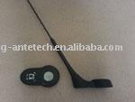 GPS/GSM/FM/AM triplex antenna