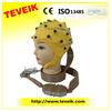 EEG cap, Tin electrode,20,32,64,128 leads for eeg machine