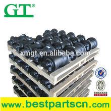 OEM dimension KATO spare parts HD250 HD400 HD400-2 HD400SE HD450 HD500 HD700 excavator track roller