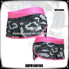 Hot Sale Custom Design Camouflage Board Shorts Womens Swimwear