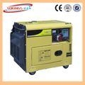 3kw 5kw 10kw generador diesel silencioso con recinto