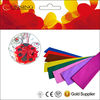 2014 Brilliant Crepe Paper Folds for Party and Wedding Decoration
