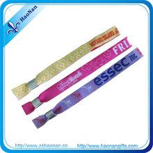 Sweet love of woven bracelets for your dears