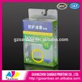 Caixas de embalagens de presente de alta qualidade bespoke acetato