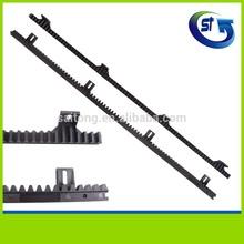 Saitong gate hardware Nylon tooth gear rack
