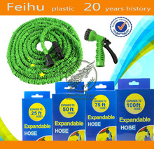 25ft/50ft/75ft/100ft good quality expandable hose expandable water hose incredible expand hose