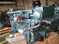 Weichai WD marina del motor diesel