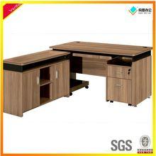 Simple design white high gloss office desk,Office room Office desk Manufacturers