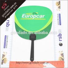 2014 High quality Goodadv industrial small plastic fan / plastic hand fan