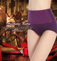 Super comfortable cotton high waist women underwear panty ladies cotton model underwear wholesale cotton sexy mature underwear s