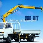 2 ton knuckle boom lorry loading hydraulic cranes trucks factory for sale SQ2ZA1
