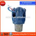 certificado de la api de metal mejor rodamientos sellados poco tricone para agua de pozo de perforación bits tricone