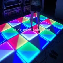 china new innovative product led floor tile light, dmx control, dj,bar,disco,club,ktv equipment