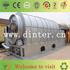 The newest and best investment for investor waste tyre pyrolysis oil machine