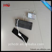 120mmx60mm 120mmx120mm 240mmx60mm Ceramic Heating Element Black Body Ceramic Infrared Heater 220V/230V