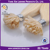 2014 Ali express Fusion wholesale 100% remy prebonded keratin hair extension