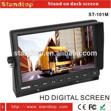 Truck/Bus/Trailer 10.1 inch1024x600 hdmi lcd monitor DC12V-24V DC