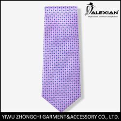 purple microfiber tyler tie