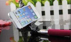 Factory Cheap Self-portrait stick,self-port wholesale monopod go pro accessories