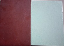 sound absorption fiberglass ceiling tiles CE certificate